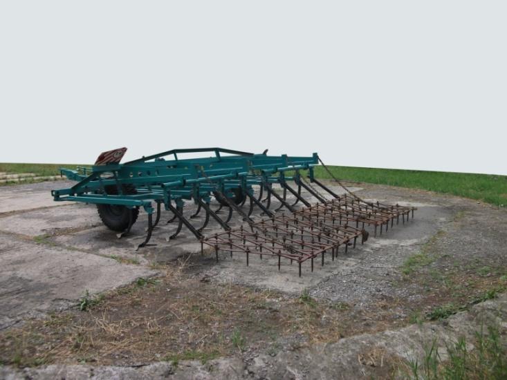 Культиватор для сплошной обработки почвы КСОП-4