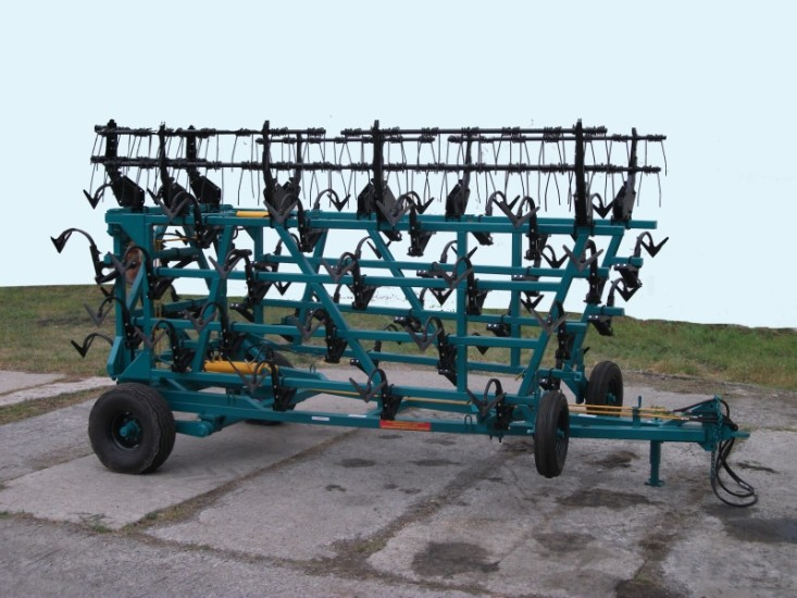 Культиватор сплошной обработки почвы КСОП-12-01