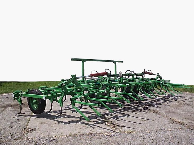 Культиватор для сплошной обработки почвы КСП-8